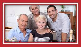 Families can have affordable funerals and graveside services.