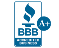 BBB Logo A+ Rating