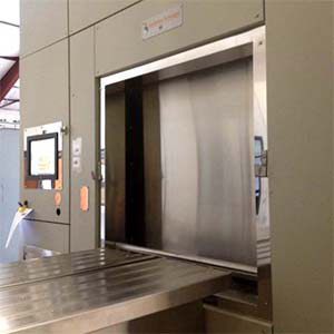Cremation Oven or Cremation Chamber