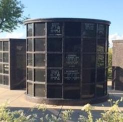Columbarium in Rockwall Texas