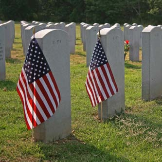 National Cemeteries are a national treasure